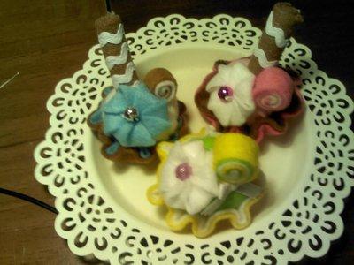 cupcakes pannolenci