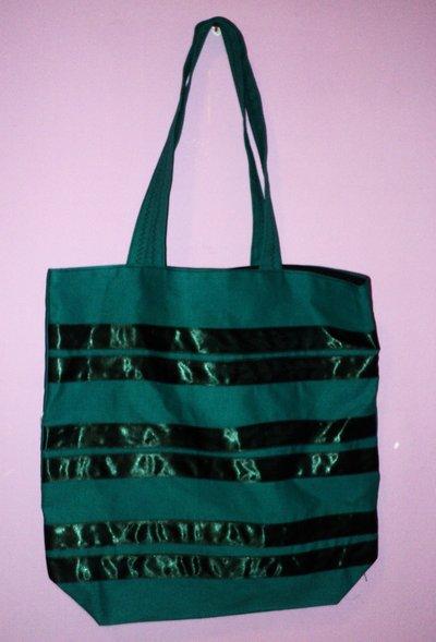 borsa fashion verde