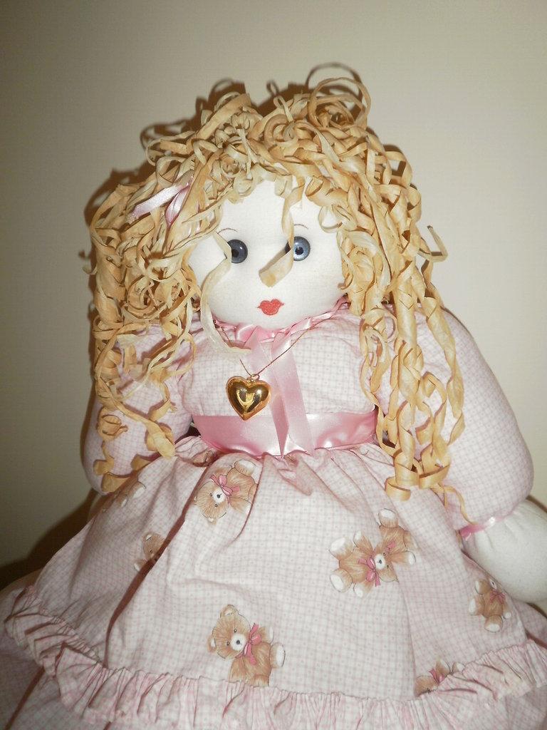 Bambola in pezza