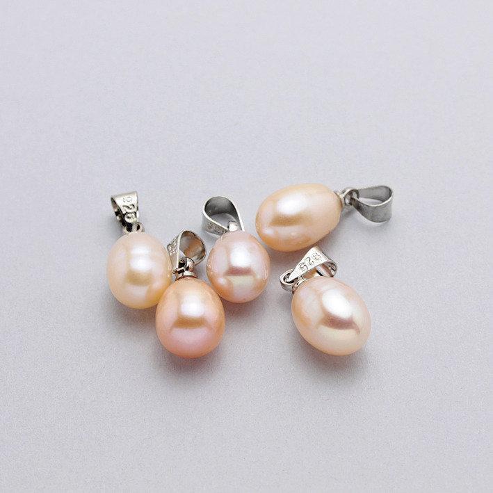 Pendente con perla