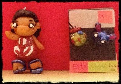 Lilo e Stitch parure