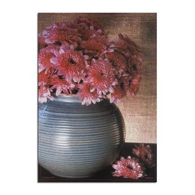 STAMPA LASER DI UNA MIA FOTO DI COMPOSIZIONE FLOREALE: Argyranthemum