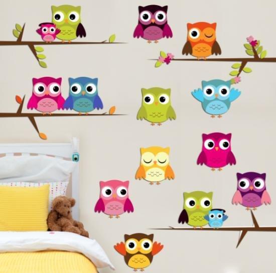 Adesivi per pareti mobili armadi porte per decorare e person su misshobby - Adesivi per mobili bambini ...
