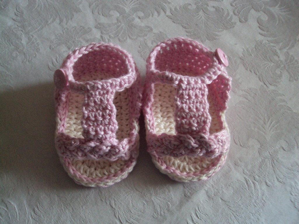 Sandalo neonato