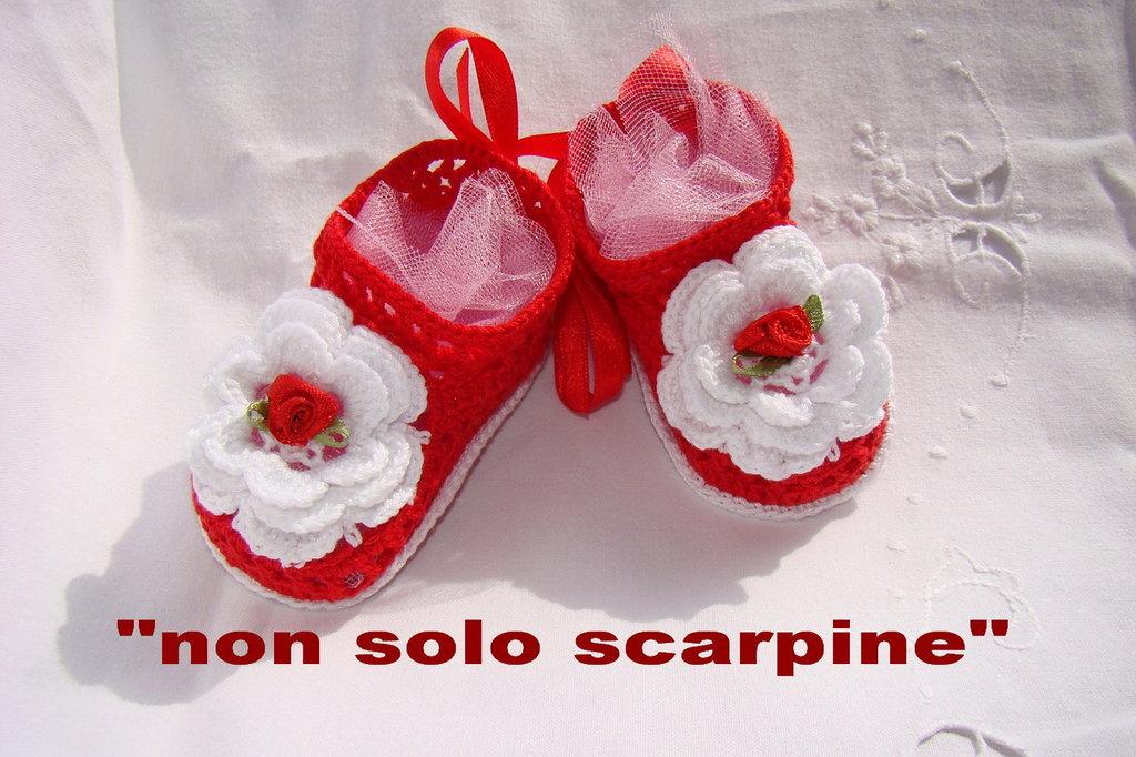 Le scarpine - Cappuccetto Rosso
