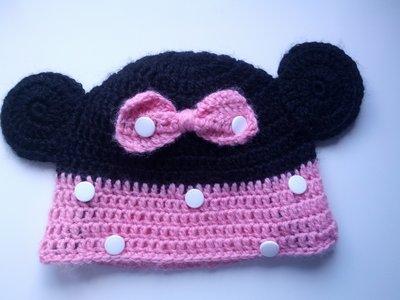 Cappellino Minnie