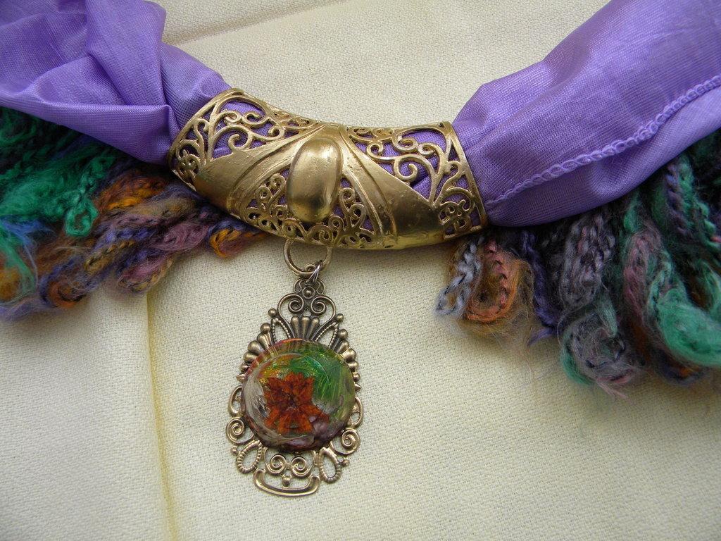 Originale SCIARPA bijoux