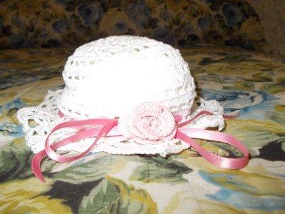 Cappellino bambina