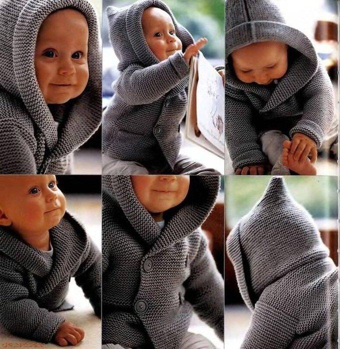 Maglione bimbo/bimba 6 mesi