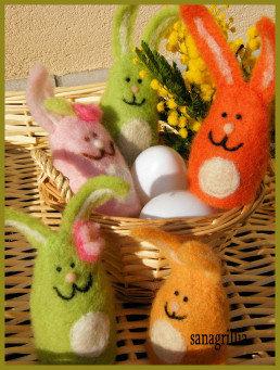 conigli portauova