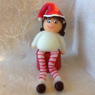 """elfo """"calze lunghe"""""""