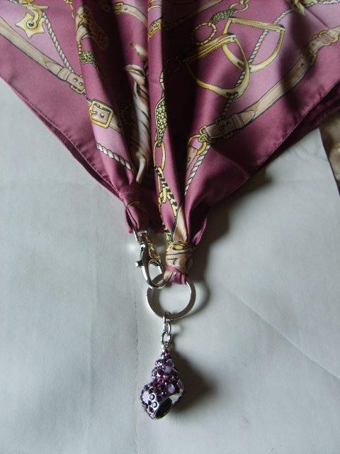 foulard gioiello