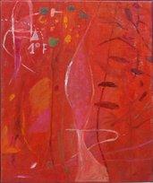 Rosso - olio su tela - 20x30cm. - 2006