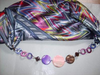 Collana foulard