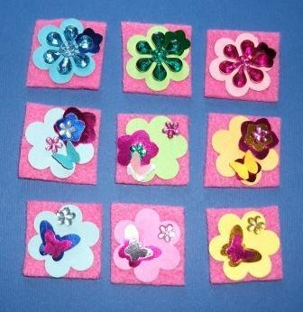 Inchies - *I POLLICINI* handmade! - spring version* - scrapbooking & cardmaking