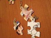 Portachiavi puzzle