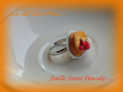 Anello sweet Pancake