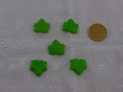 Ciondoli foglie di edera