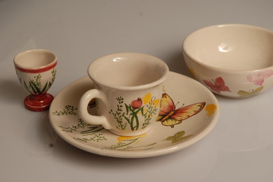 servizio pappa ceramica
