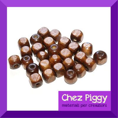 Lotto perle di Legno - 2