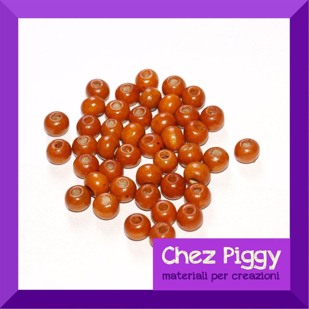 Lotto perle di Legno - 4