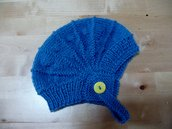Cappellino lana bimbi