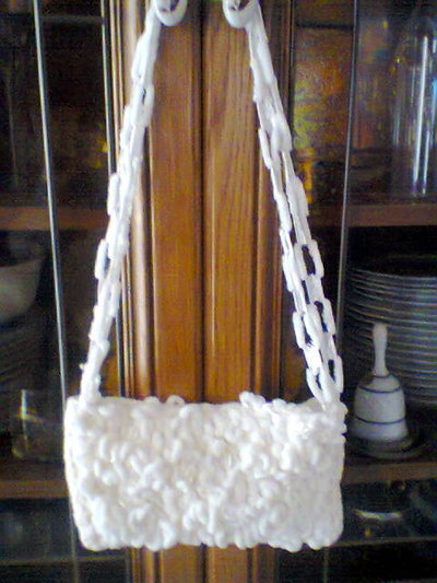 Borsetta Bianco panna