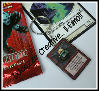 Portachiavi Carte Magic - MOX EMERALD