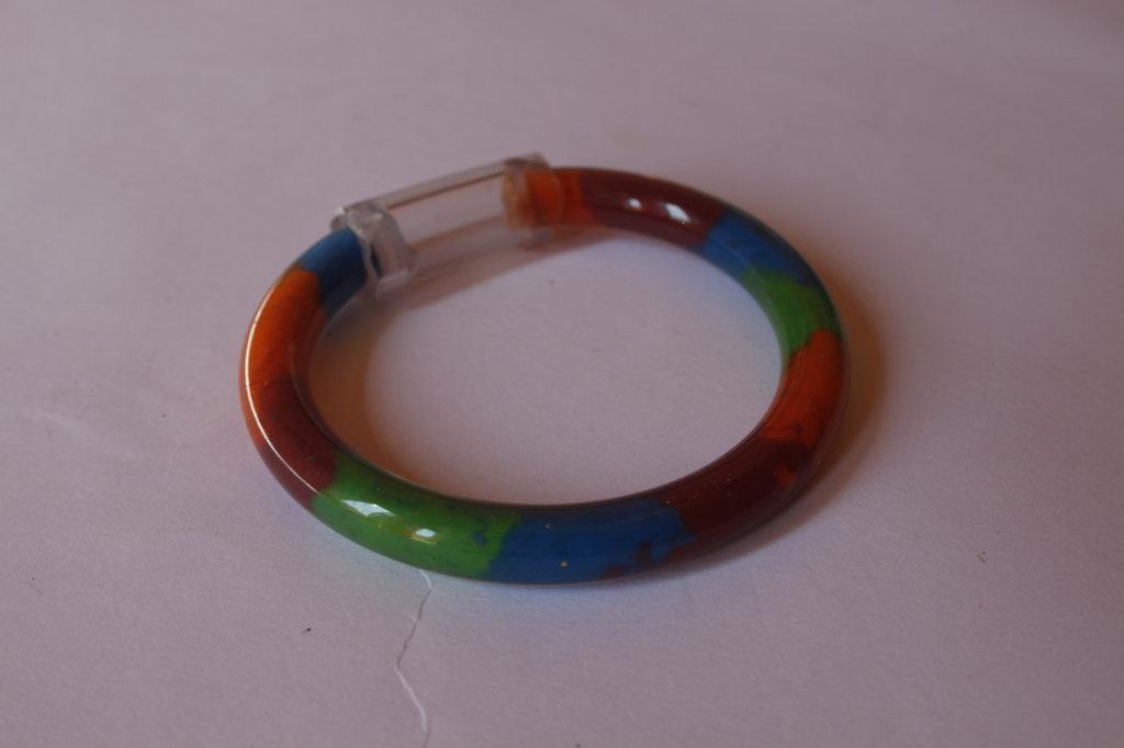 Bracciali multicolor