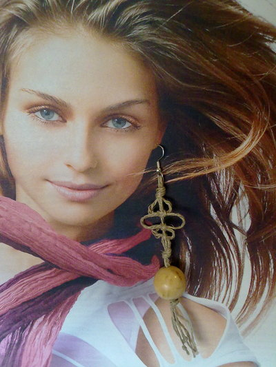 orecchini pendenti estivi