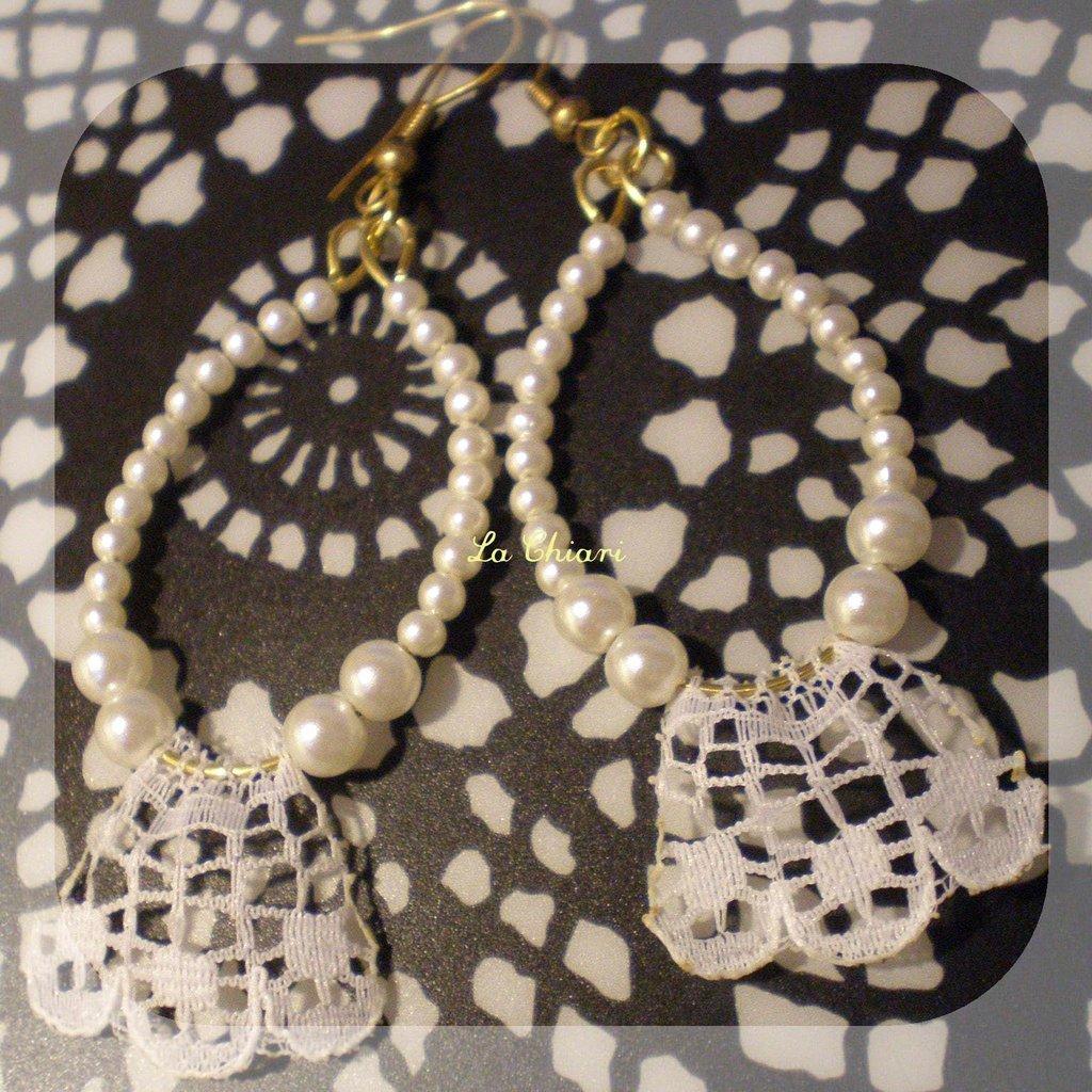 WEDDING#2 earrings