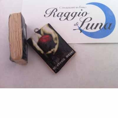 """porta cellulare LIBRO MANIA """"twilight"""""""