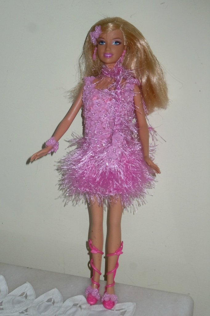 Barbie unica