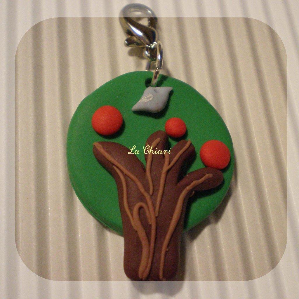 TREE charm per zip