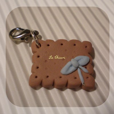 COOKIE charm per zip