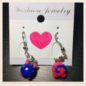 Friendship is forever: orecchini dell'amicizia!