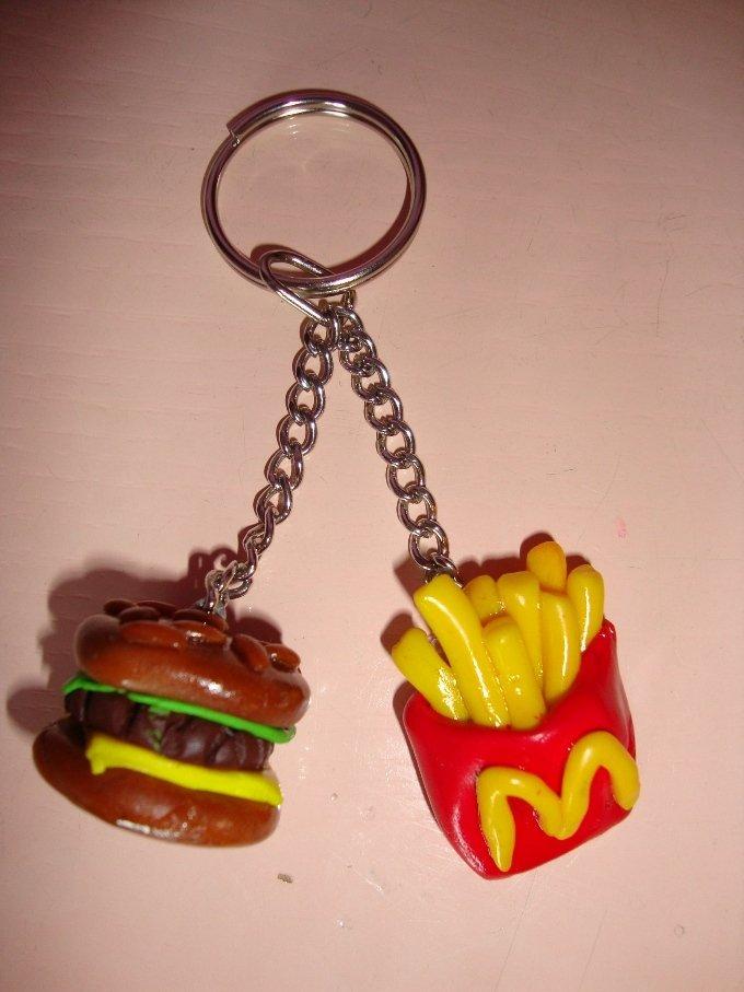 Portachiavi McDonald