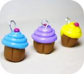 Lotto 3 Cupcake Charms