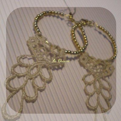 WEDDING#3 earrings