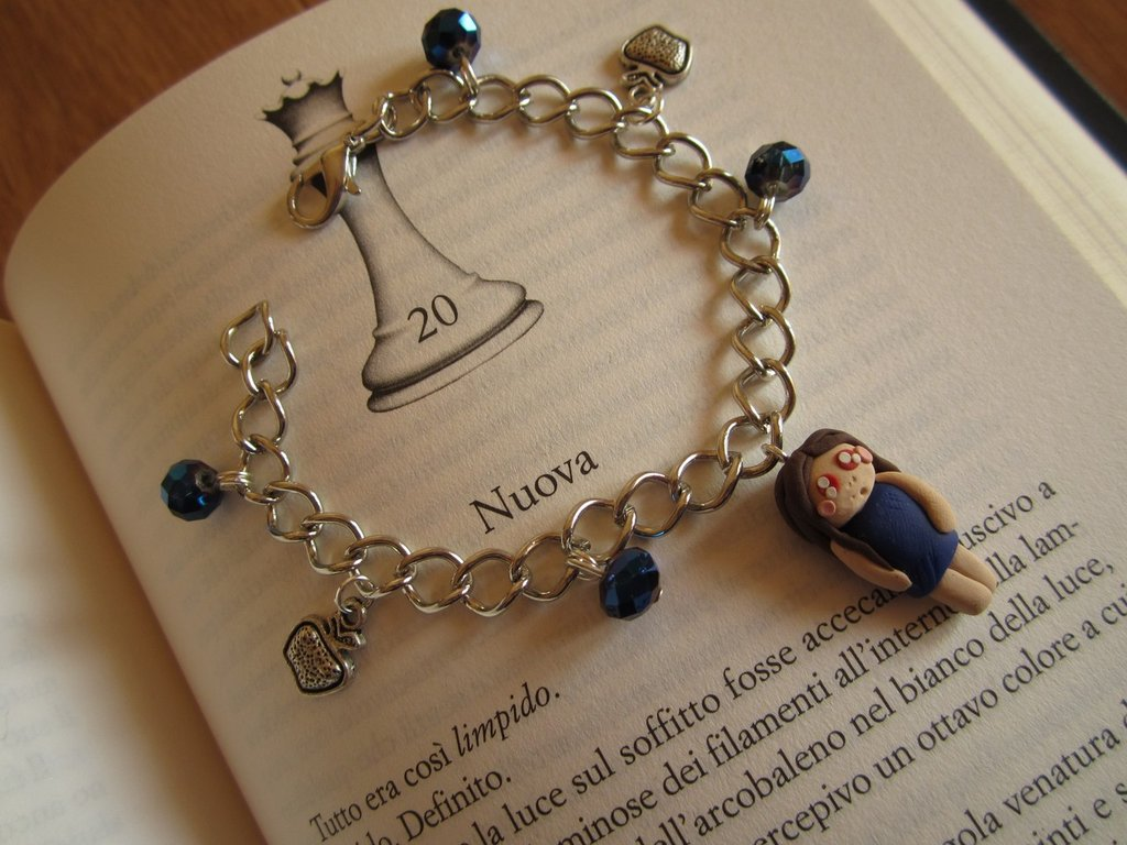 bracciale in fimo - Bella Swan - Twilight Saga