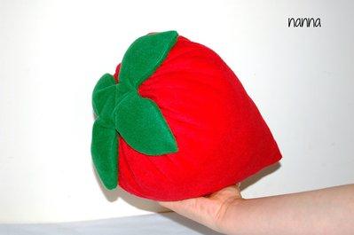 cuscino fruttoso fragola