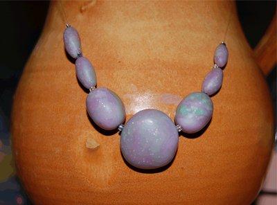 Collana opale