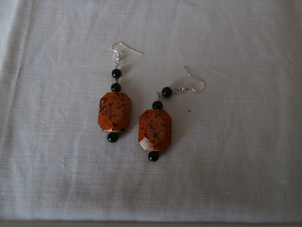 "Orecchini/Earrings ""Savana!"""
