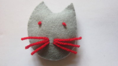 Le Spille artigianali, Cat Brooches