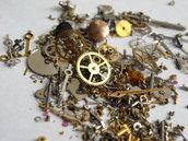 Steampunk Gears - Meccanismi di orologeria per creazioni steampunk