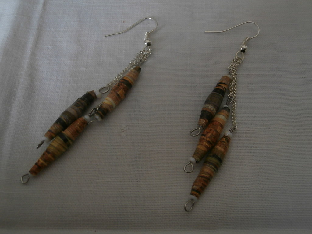 """Monreale"" Earrings"