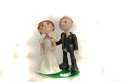 Wedding cake topper pronta consegna!