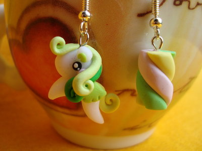 My little Pony e Marshmallow in Fimo Kawaii