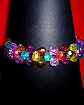 braccialetto perline