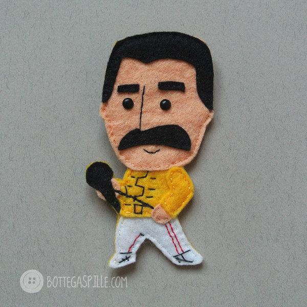 Freddie Mercury spilletta